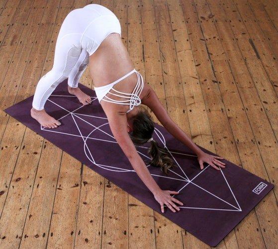 arkaya bakan köpek pozu, yoga nedir nasıl yapılır
