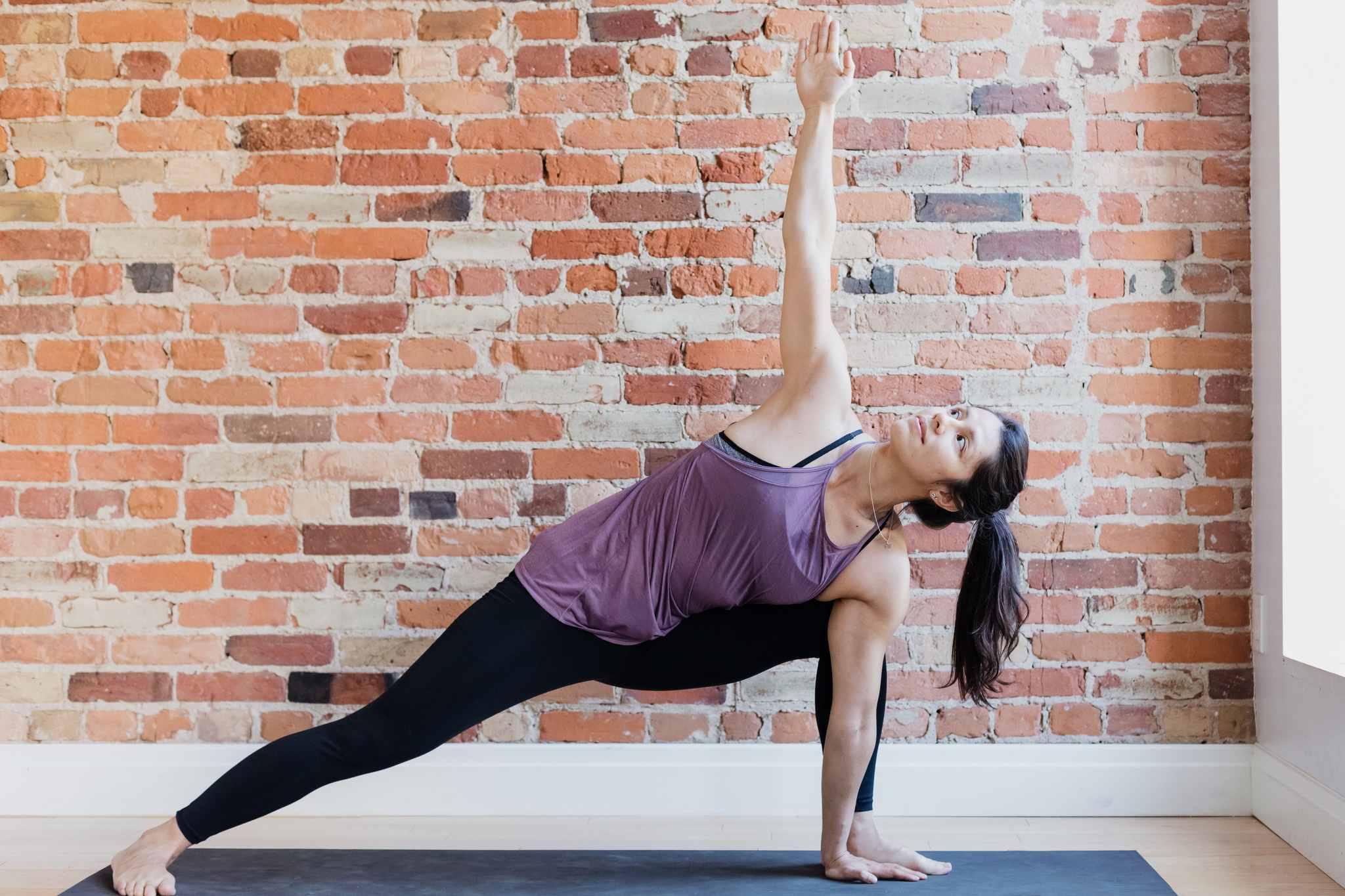 yan açı pozu, yoga nedir nasıl yapılır
