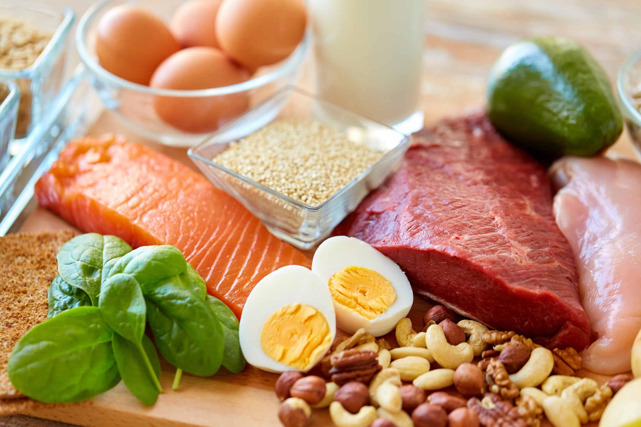 et ve diğer protein ürünleri, ramazan diyeti nasıl yapılır