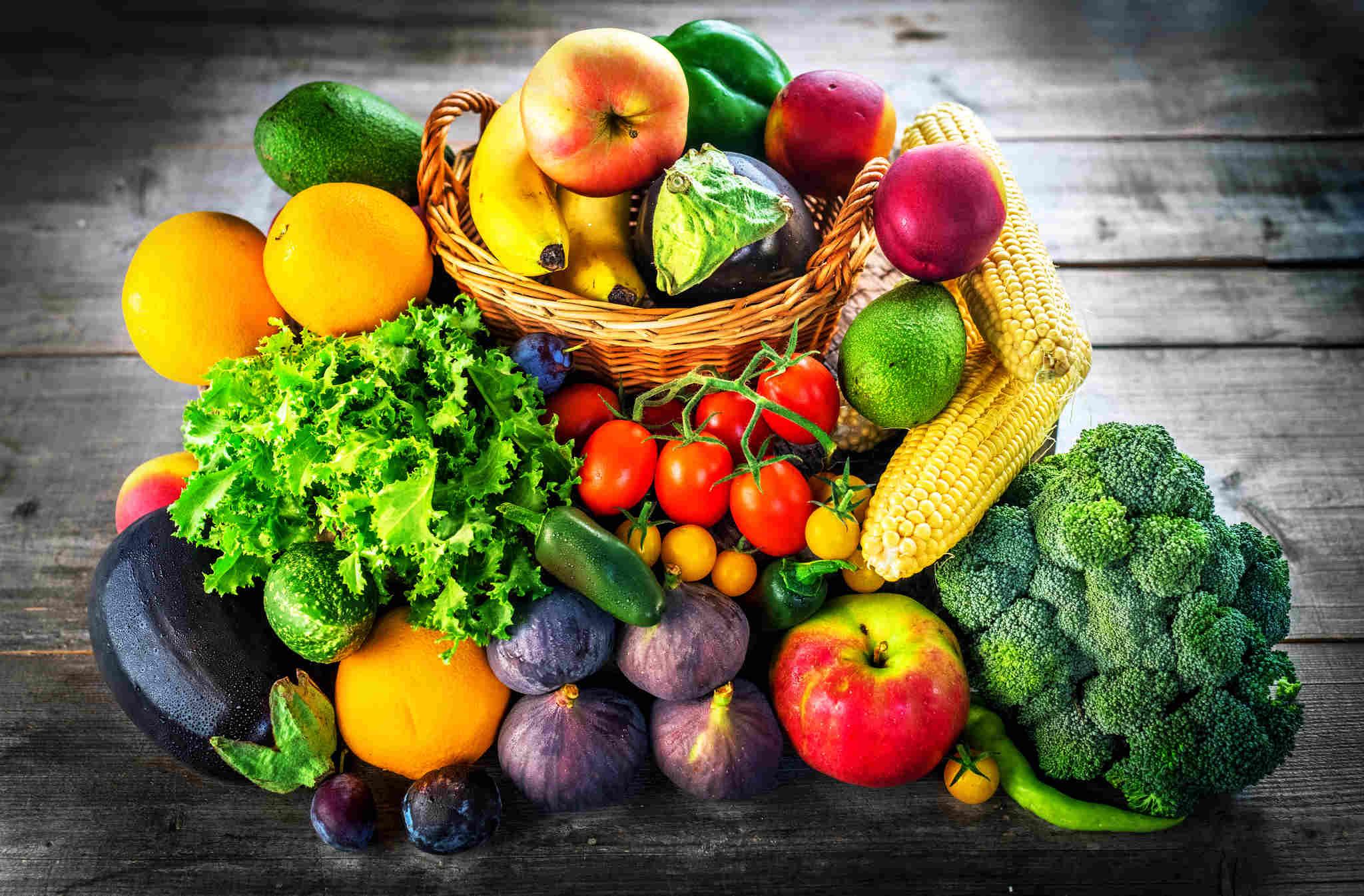 taze sebze ve meyveler, ramazan diyeti nasıl yapılır